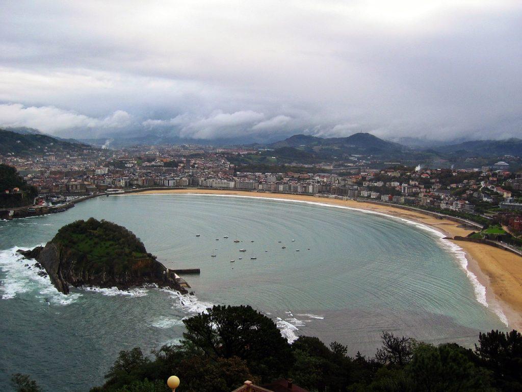 Réserver un taxi à saint sebastien espagne pays basque